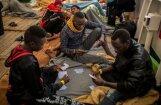 Itālija piešķirs Lībijai 12 kuģus cīņai pret cilvēku kontrabandu