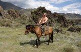 Sešas jaudīgākās Putina reklāmas kampaņas