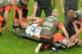 Portugāles uzbrucējs Poštiga nepiedalīsies EURO 2012 pusfinālā