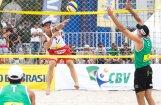 Латвийский волейболист получил признание Международной федерации