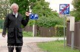 'Zebra': Dzīvojamās zonas zīmes pašvaldības bieži uzstāda nevietā