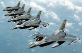 Участились полеты истребителей НАТО над странами Балтии