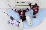 Латвия поднялась на 10-е место в мировом рейтинге ИИХФ