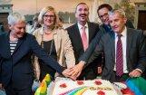 В Германии зарегистрирован первый однополый брак