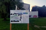 Pēc Purvciema iedzīvotāju protestiem tiesa aptur 'Lidl' būvatļauju un koku ciršanu