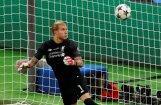 'Liverpool' vārtsargs Kariuss UEFA Čempionu līgas finālā spēlējis ar smadzeņu satricinājumu