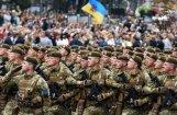 Ukraina cīņai pret Krieviju no Lietuvas saņem 150 tonnas munīcijas