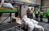 В Вильнюсе у преступной группировки нашли кокаин на 250 000 евро