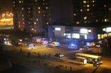 Lasītājs: Trešdienas vakarā evakuē 'Supernetto' veikalu Rīgā