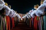 Noskaties! Dziesmu un deju svētku skaistākie mirkļi 360 grādu video