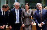 Reizniece-Ozola neiegūst Eirogrupas prezidentes amatu; uzvar Portugāles ministrs