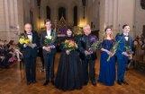 Foto: Ineses Galantes ikgadējais Lieldienu koncerts Rīgas Domā