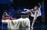 Foto: 'Lielajā dzintarā' pirmatskaņota mūzikas izrāde 'Pēc pusnakts'