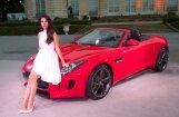 Париж-2012: Jaguar представил компактный родстер F-type