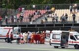 14-летний мотогонщик скончался после аварии на трассе в Барселоне