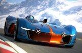 'Alpine' gaidāmo sērijveida modeli demonstrē superauto prototips