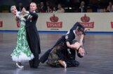 Latvijas sporta deju pāris izcīna septīto vietu pasaules spēlēs standartdejās