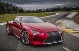 'Lexus' piedāvājumu papildina sportiskais modelis 'LC 500'