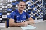 Pēc 13 sezonām Mančestras 'United' Rūnijs atgriežas 'Everton' komandā