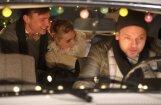Foto: Uzsākta Māra Martinsona komēdijas 'Jaunā gada taksometrs' filmēšana