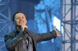 Foto: 'Prāta vētra' ar krāšņu koncertu Jelgavā atklāj koncertturneju
