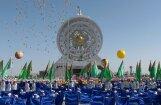 Turkmensistānas Vecajo padomē par viceprezidentu ievēl nepazīstamu zemnieku
