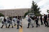 Turcijā daļēji apturēta Eiropas Cilvēktiesību konvencijas darbība