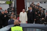 Foto: Pāvesta Franciska vizīte Latvijā