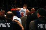 ВИДЕО: Порзиньгис получил новую травму в матче регулярного чемпионата НБА
