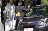 Pāvesta 'Fiat' pārdots četrkārt dārgāk nekā nopirkts