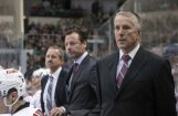 Jaunais Latvijas izlases treneris Hārtlijs varētu pārņemt Merzļikina komandas 'grožus'