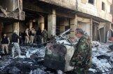 Сирийская армия вернула контроль над источником воды для Дамаска