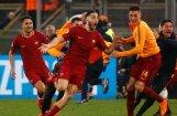 'AS Roma' paveic brīnumu un izslēdz 'Barcelona' no UEFA Čempionu līgas
