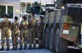Baltijā izvietoto NATO kaujas grupu karavīriem rīko izturības sacensības