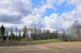 В понедельник в Латвии ожидается до +22 градусов