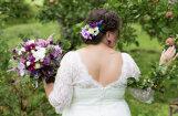 Padižojies ar savu krāšņo kāzu pušķi 'Delfi Aculieciniekam'!