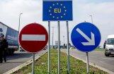 Cilvēku kontrabandisti gūst labumu no robežkontroles pastiprināšanas, paziņo Eiropols