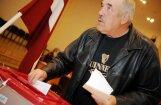 ЦИК: самая высокая явка избирателей пока в Риге и Видземе