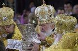 Kristiešu relikvija izraisa masu histēriju Maskavā