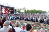 Празднование 9 мая в Риге и Латвии — кратчайший пересказ событий дня