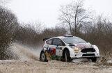 Lukjaņuks/Červoņenko ātrākie 'Rally Liepāja' kvalifikācijā; startēs no 15. pozīcijas