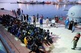 Беженцы меняют маршруты на пути в Европу