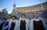 Заключительный концерт Праздника песни посетило рекордно большое число зрителей