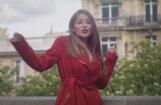 Noskaties! Laura Rizzotto piedāvā Parīzē filmētu videoklipu