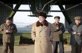 Krievijas tankkuģi piegādā naftu Ziemeļkorejai, ziņo medijs