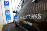 Ķīpsalā atklās jaunu elektromobiļu uzlādes vietu