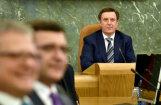 Премьер Латвии призвал страны Европы быть едиными в отношении Великобритании и США