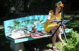 Valmierā aprīlī būs vērienīga mākslas dienu programma 'Mākslas dārzs'