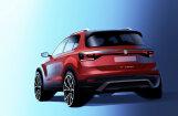 VW parādījis topošā vismazākā apvidnieka 'T-Cross' veidolu