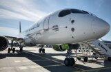 'airBaltic' saņem piekto 'Bombardier CS300'